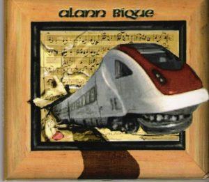primer disco de música celta de alann bique
