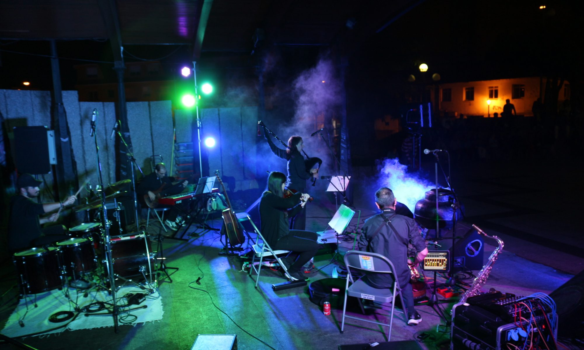 Alann Bique en Miño 2017