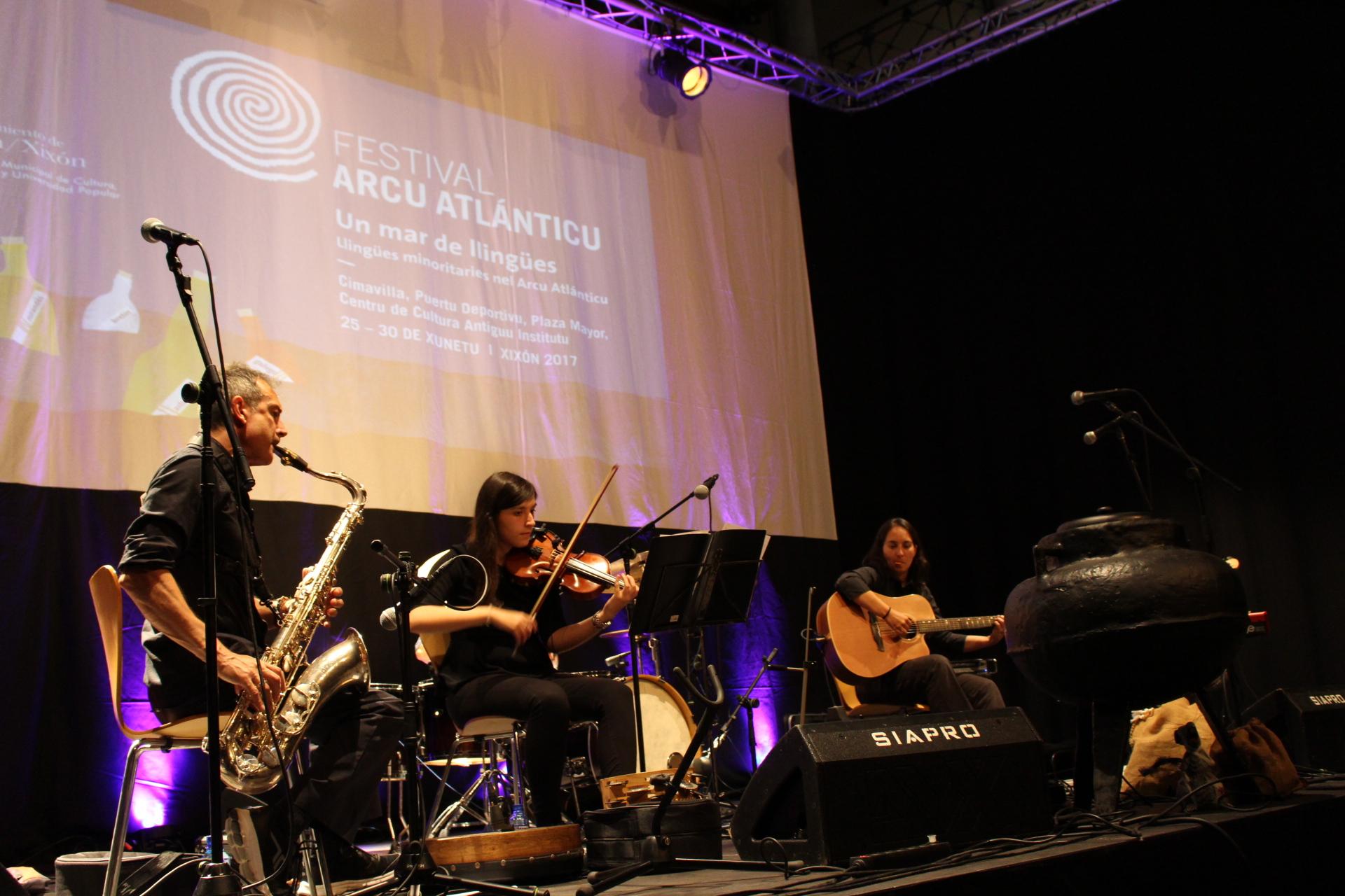 Arcu Atlánticu 2017 Alann Bique