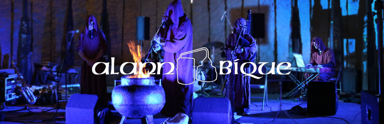 Alann Bique – Grupo de música folk